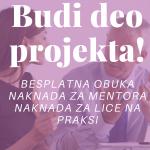 Dobar mentor=odlična praksa za sajt