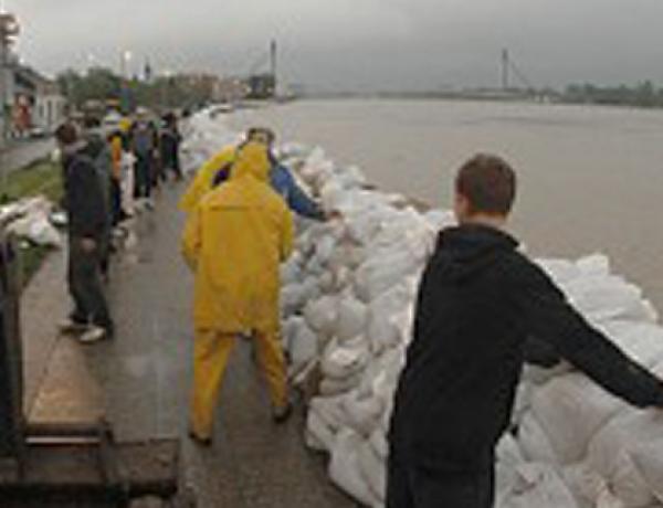 Obezbeđivanje kontinuiteta poslovanja u slučaju opasnosti od prirodnih katastrofa