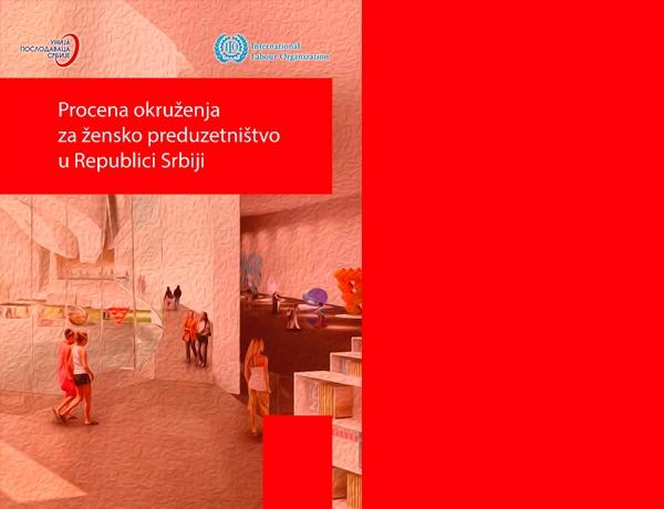 Procena okruženja za žensko preduzetništvo u Republici Srbiji