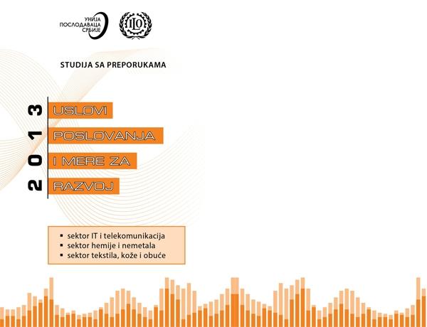 Uslovi poslovanja i mere za razvoj 2013