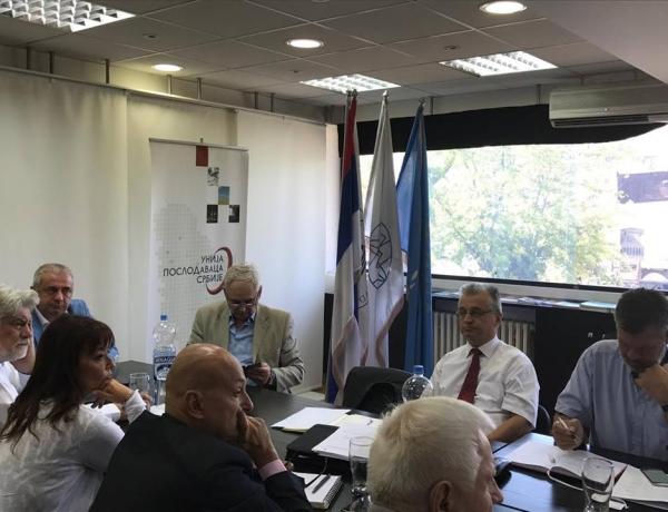Održan četvrti sastanak Pregovaračkog tima SES-a RS za utvrđivanje minimalne cene rada