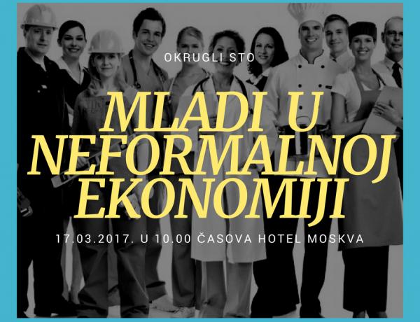 Borba protiv rada mladih u neformalnoj ekonomiji