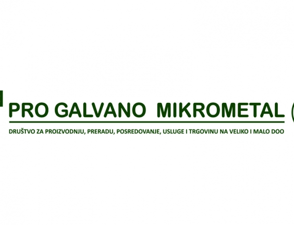 PRO GALVANO MIKROMETAL