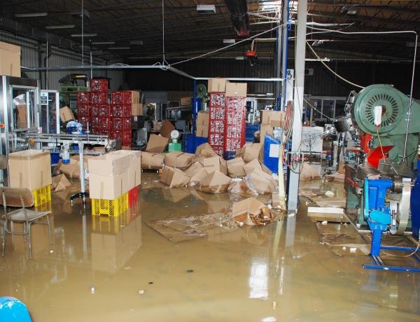 Bespovratna sredstva za poplavljene privredne subjekte u Majskim poplavama 2014