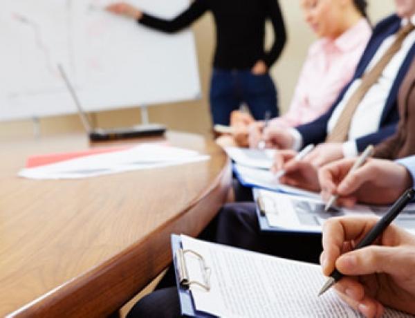 Poslovni trening u Savezu računovođa