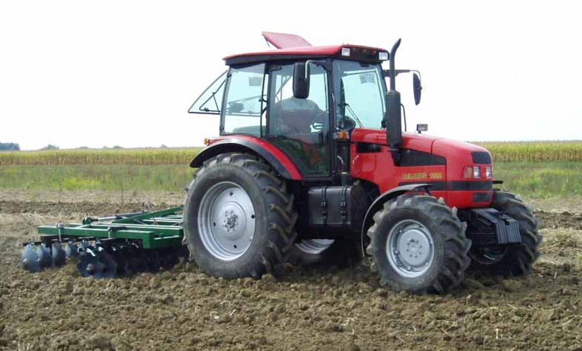 Javni poziv za nabavku traktora