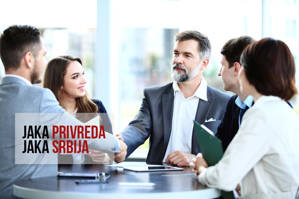 Unija poslodavaca Srbije, Jaka privreda, jaka Srbija