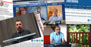 Mediji o Unija poslodavaca Srbije 200713