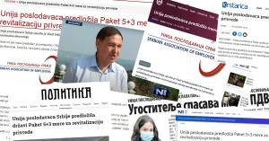 mediji - Unija poslodavaca Srbije - 200726