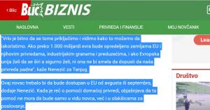 mediji o uniji poslodavaca srbije 2007