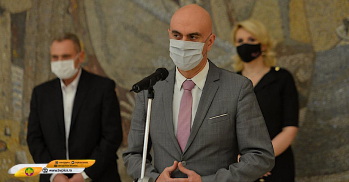 Miloš Nenezić - Predsedavajući Socijalno-ekonomskom savetu - Unija poslodavaca Srbije - 29 mart 2021