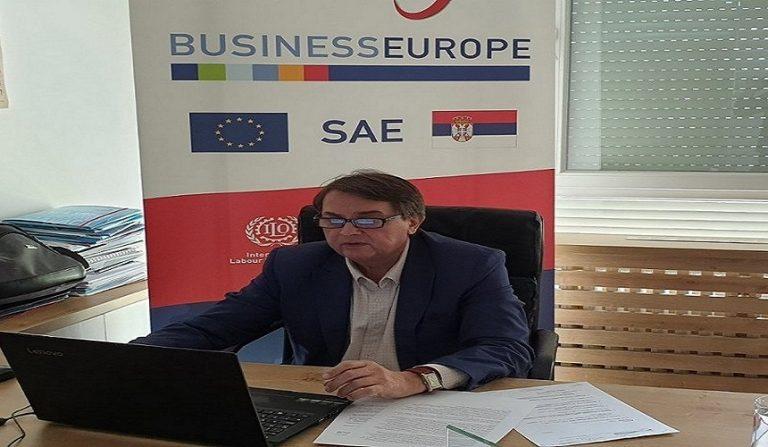 COPRES BusinessEurope o planovima za izlazak iz krize