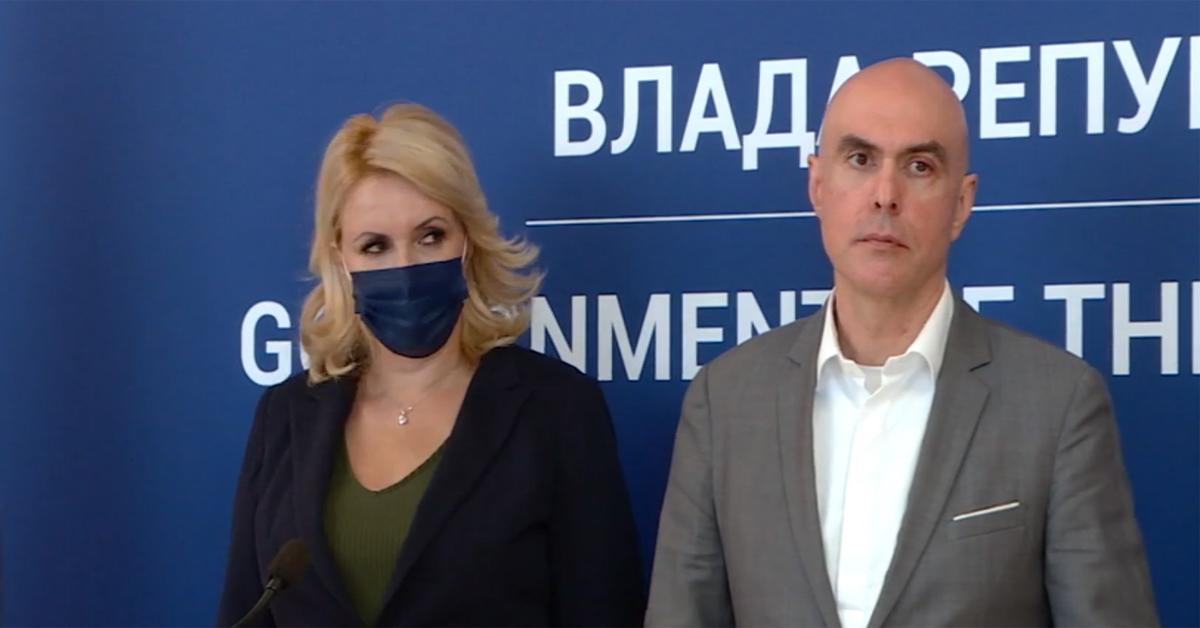 Socijalno-ekonomki savet - Darija Kisić Tepavčević - Miloš Nenezić - Unija Poslodavaca Srbije